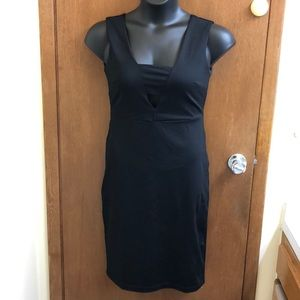 nwt cynthia rowley | black dress
